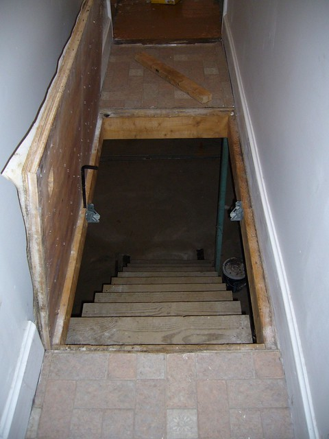 Trap Door Definition Meaning