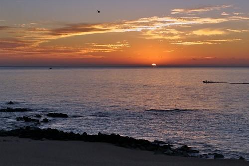 last sunrise