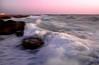 Sunset Wave or دلشوره by Hamed Saber