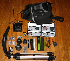CANON CAMERA EQUIPMENT