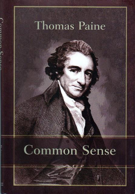 Thomas paine common sense date in Perth