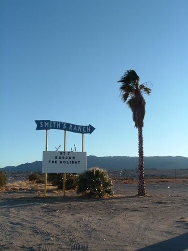 Smith Ranch Drive In 29 Palms