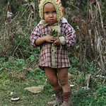 Boy in Boots - Sapa, Vietnam
