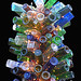 my bottle tree sculpture