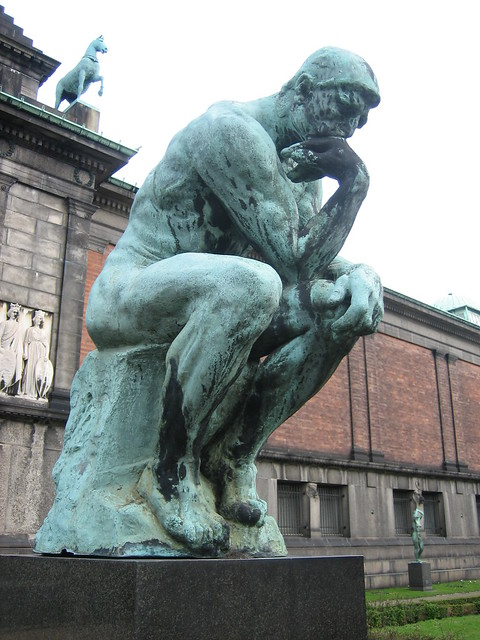 The Thinker / Grubleren | Flickr - Photo Sharing!
