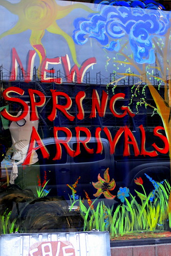 Spring Has Arrived by Corbeau du Nord
