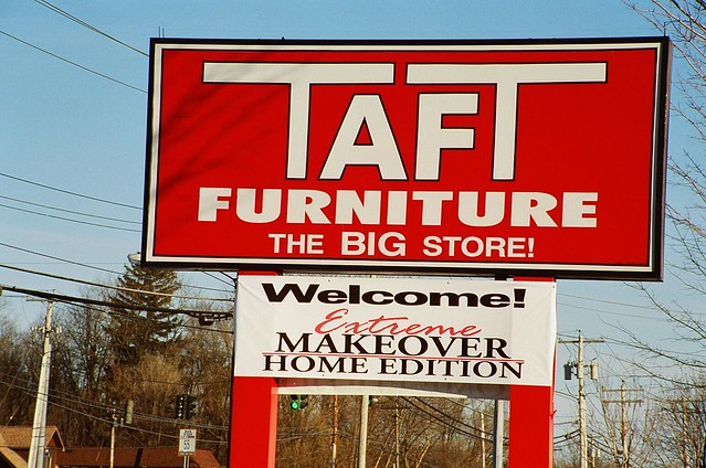Taft Furniture The Big Store Welcome ABC TV Extreme