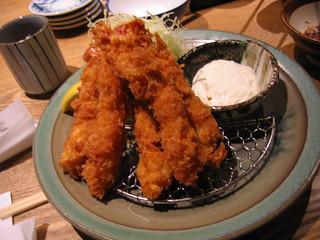 Katsura: Fried Shrimp