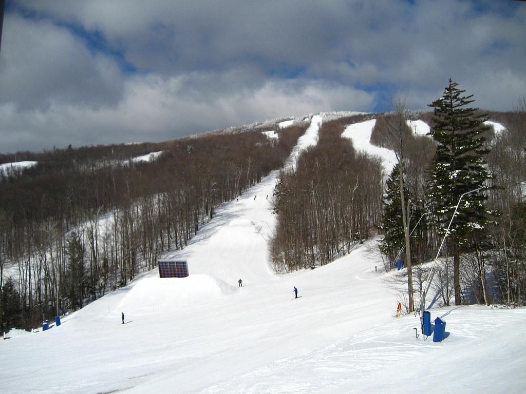 Thar be terrain on these slopes!