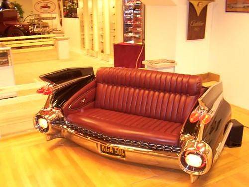 Dark roasted blend car plane parts furniture for Furniture made from cars
