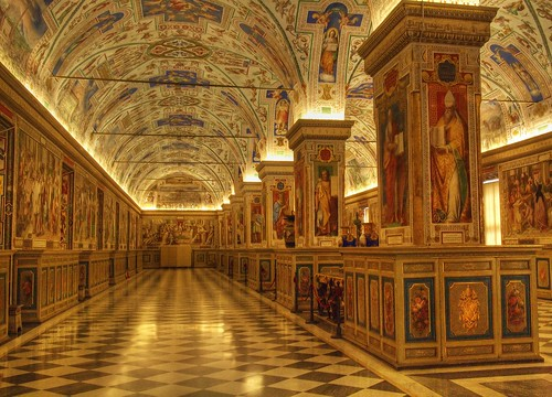 Vatican Museums and Sistine Chapel, Rome