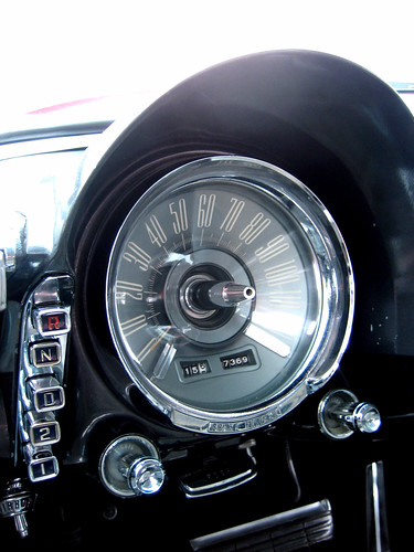 1960 Chrysler Imperial (with Pushbutton Transmission)