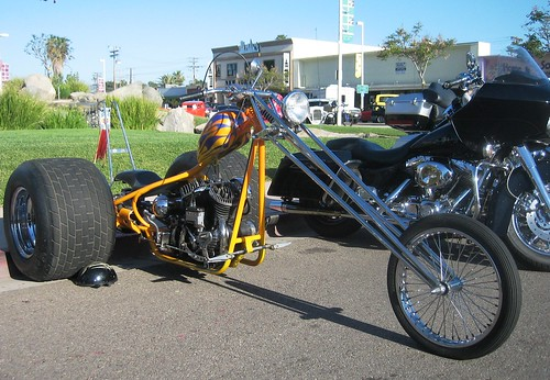 Trike Custom Motorcycle