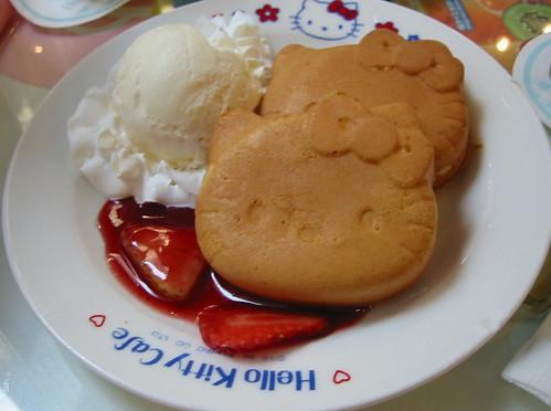 Hello Kitty Cafe in Hong Kong - 無料写真検索fotoq