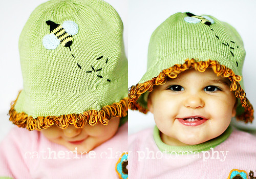 The bee hat