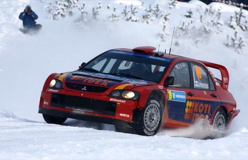 Uddeholm Swedish Rally 2007