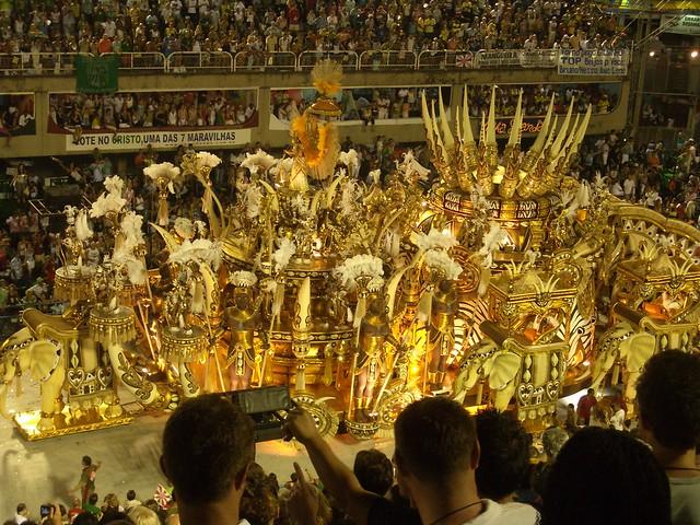 Rio Carnival...