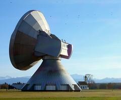 Chapel meets Parabolic Antenna