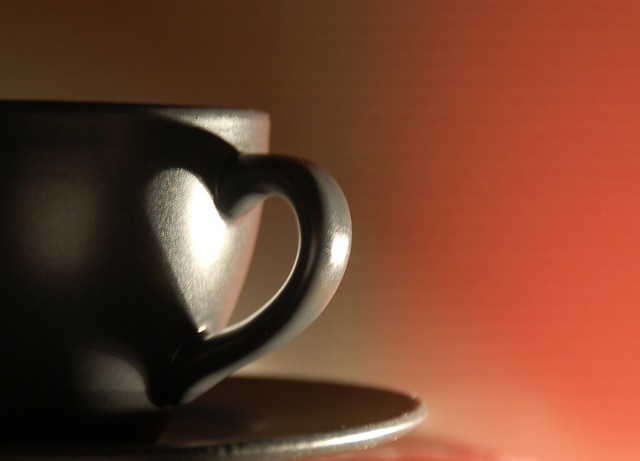 Coffee made with Love