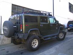 automobile, automotive exterior, sport utility vehicle, vehicle, hummer h3, compact sport utility vehicle, hummer h2, off-road vehicle, bumper, land vehicle, luxury vehicle,