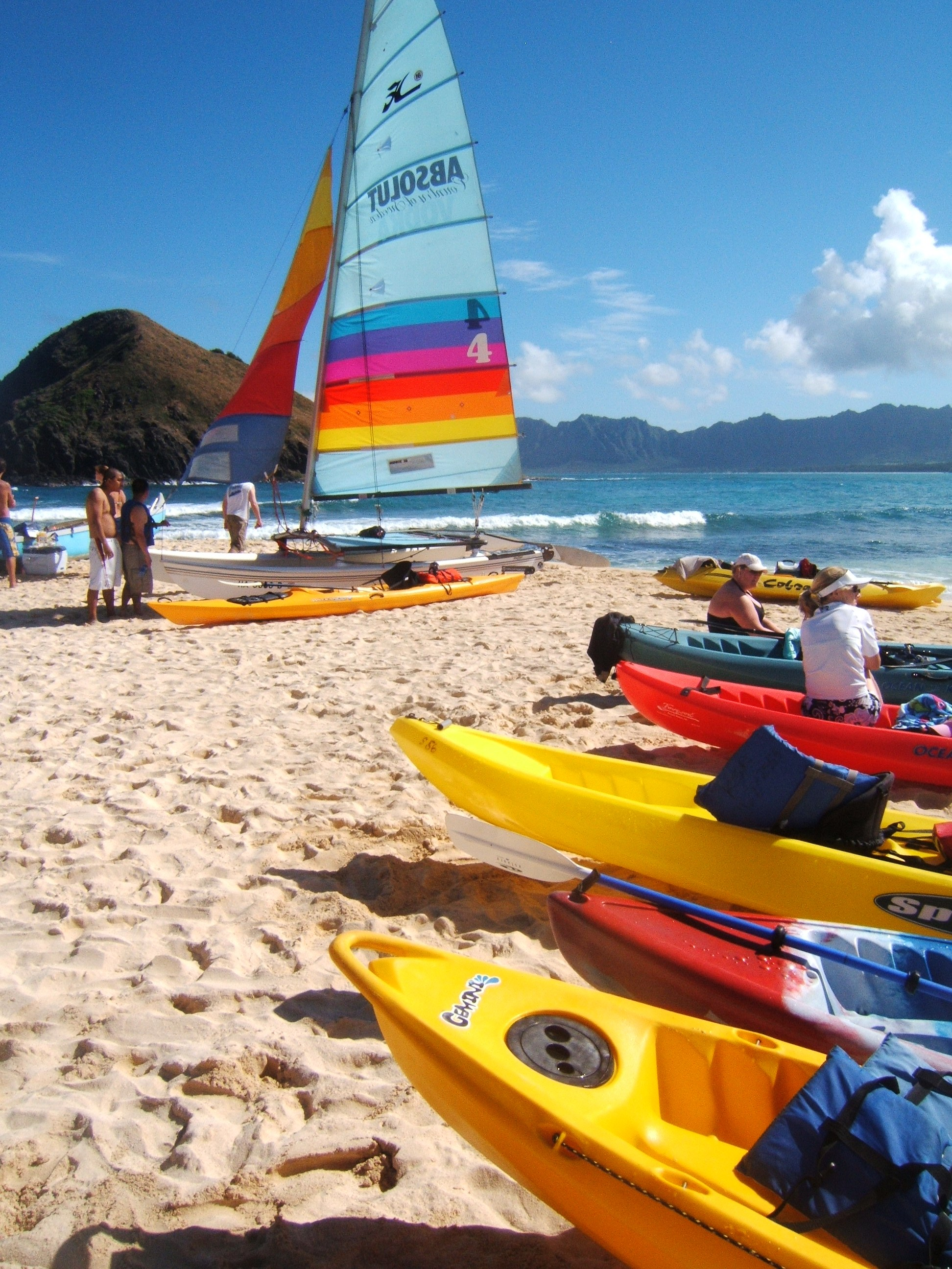 Oahu Kayak Rental