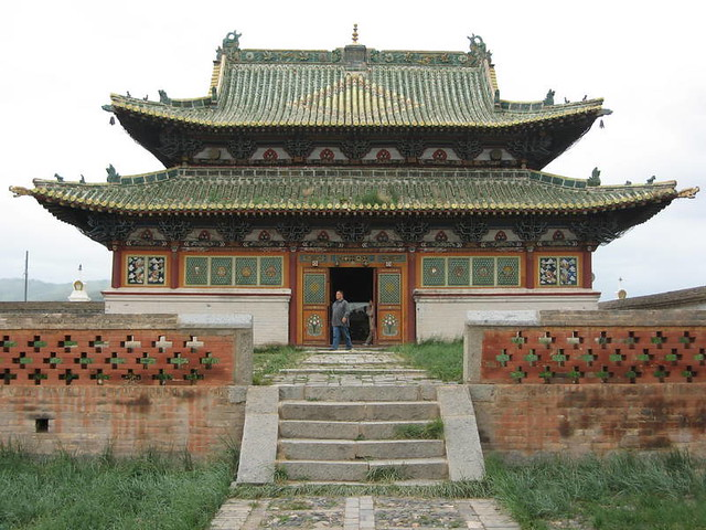 Mongolian Architecture A Gallery On Flickr