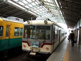 特急うなづき号@電鉄富山