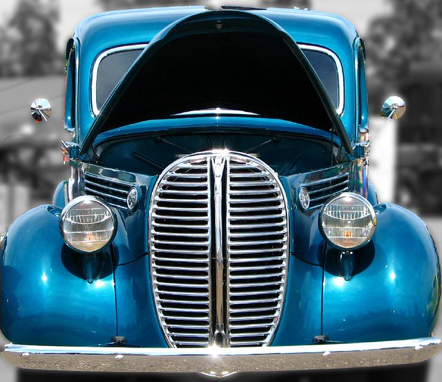 Blue Book : Motor Car Values And Hues Of Blues