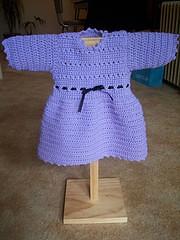 Crochet Dress by Baibin