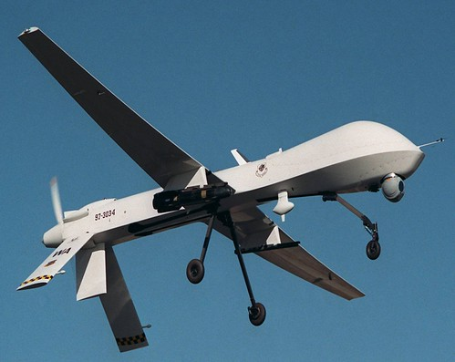 Predator Drone (photo: jimntexas, flickr)