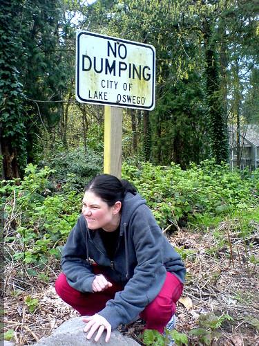 no dumping   DSC00080