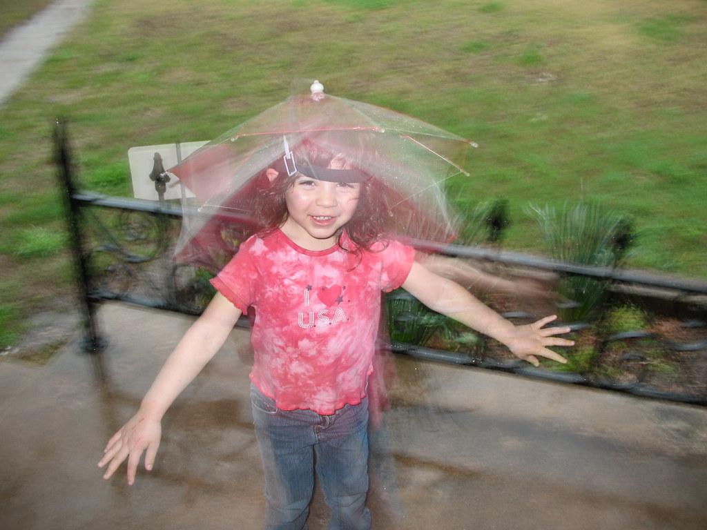 Umbrella Hat Dance