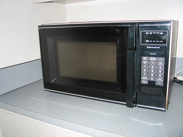 kenmore over the range microwave manual