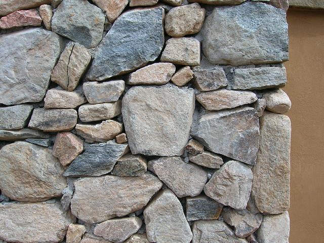Dry Stone Pillar : Dry stacked stone pillar flickr photo sharing