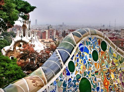Top of Gaudì
