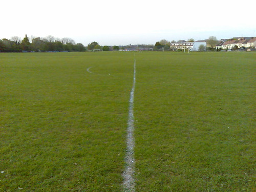 Football field - Muswell Hill playing fields