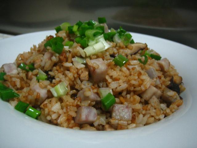 Fried Savoury Yam Rice | Flickr - Photo Sharing!
