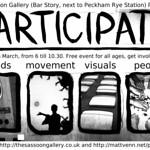 participate flyer