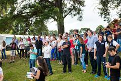 Inauguração da Pista de Atletismo da UFPR
