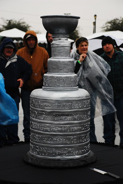 Stanley Cup...cake