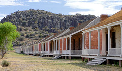 Row of Officer Houses