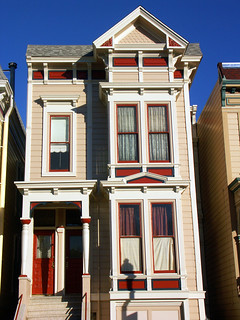 capp st @ 22nd san francisco architecture