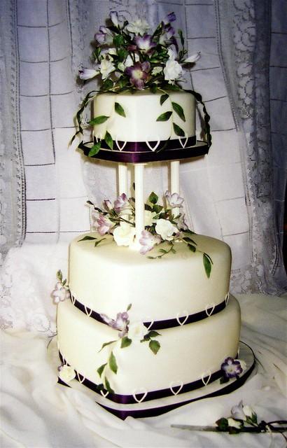 Heart Shape Wedding Cake Flickr Photo Sharing