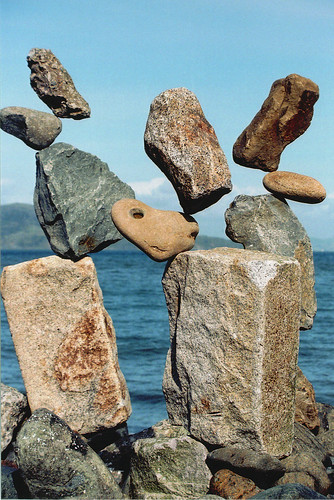 Absolutely Balancing Rocks . . .