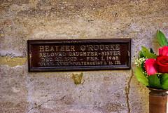 Heather o rourke, Heather O\'Rourke