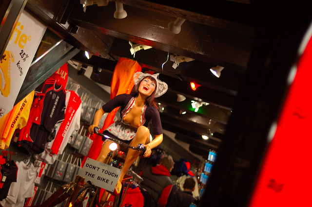 Amsterdam Red Light District Experience Don T Touch The