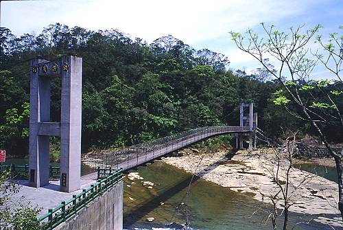 J743平溪十分四廣潭吊橋