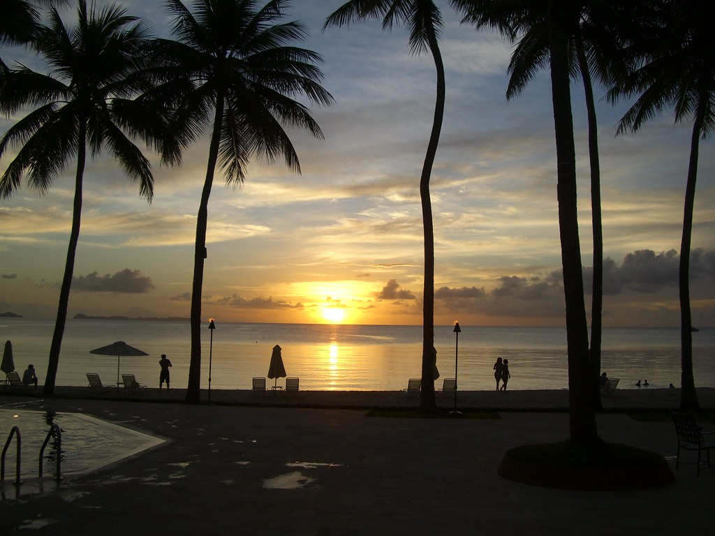 Sunset at PPR (4), Palau