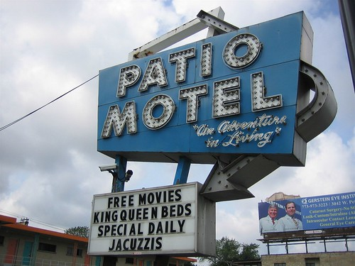The Patio Motel Is One Of The Better Options For A 2 Hour Layover To  Freshen Up Before Hitting The Road Again, But I Wouldnu0027t Suggest This As A  Good Place ...