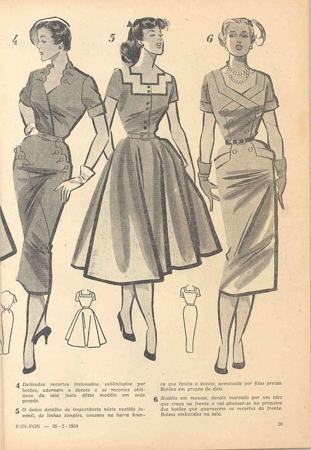 Fon Fon, No. 2446, 20 February 1954 - 4